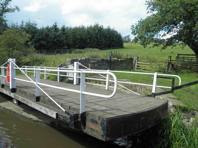 Bridge 188 Leeds Liverpool canal