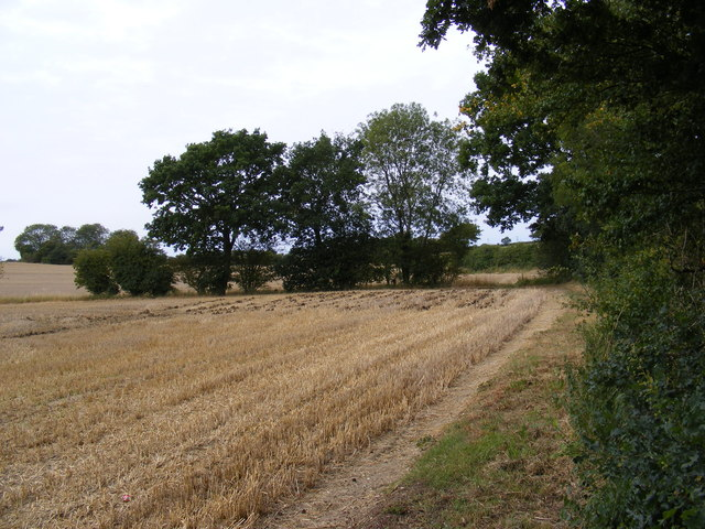 Footpath to Linstead Road