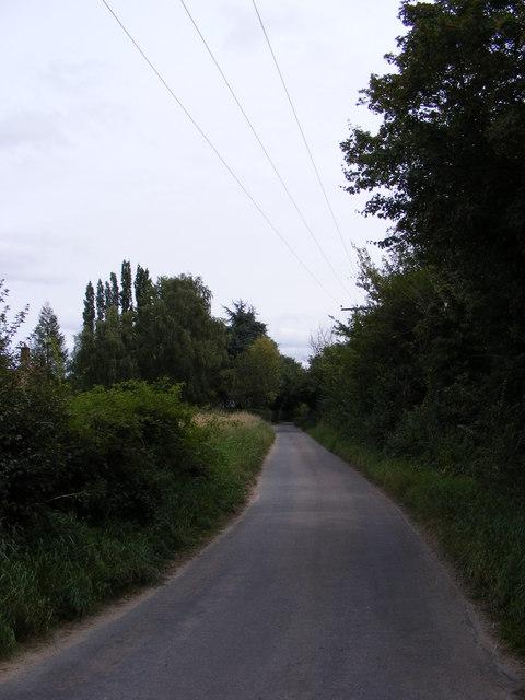 Cookley Road