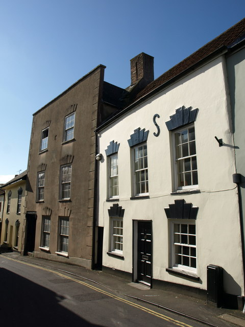 High Street, Axbridge