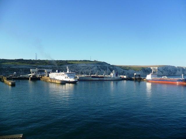 Eastern Docks - Dover