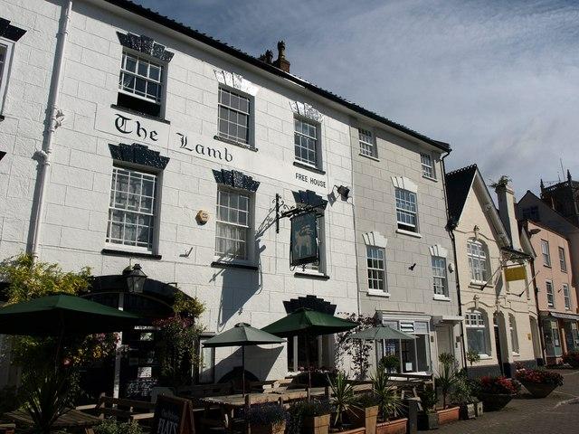 Lamb Inn, Axbridge