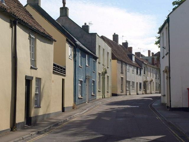 St Mary's Street, Axbridge