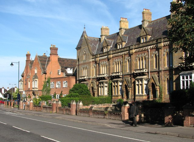 High Victorian Taunton