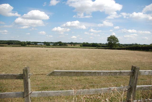 Across Pastureland Towards Apeton