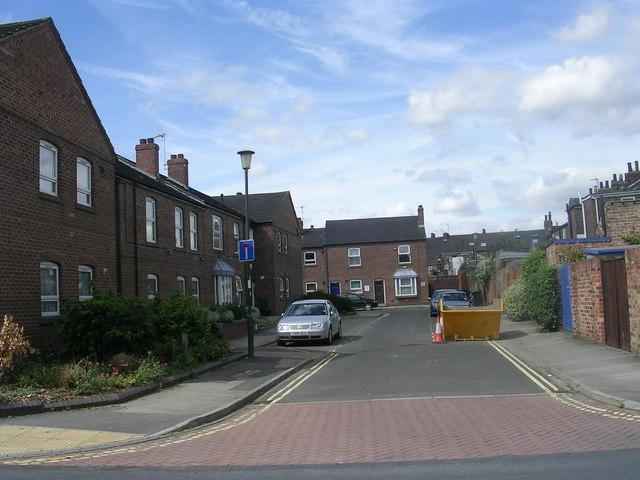 Ebor Street - Cherry Street
