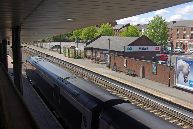 Walsall Station
