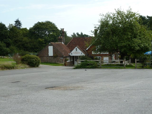 The Royal Oak by the A286 Chichester Road