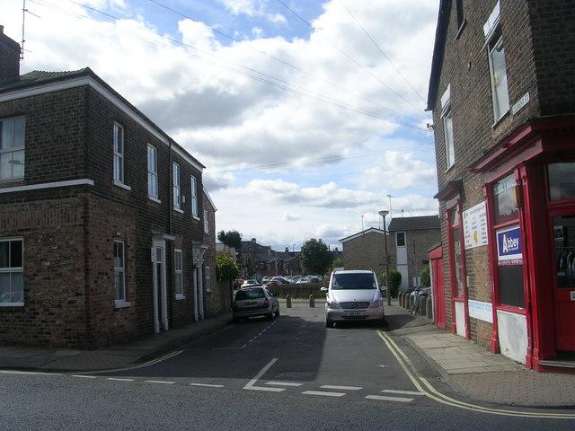 Clement Street - Nunnery Lane