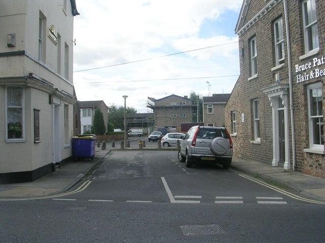 Spencer Street - Nunnery Lane