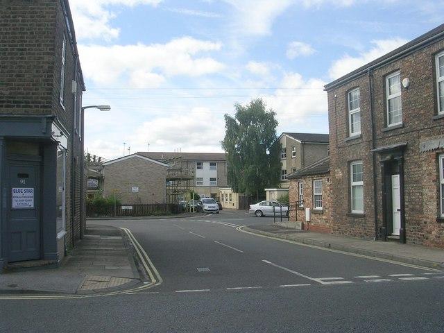 Victoria Street - Nunnery Lane