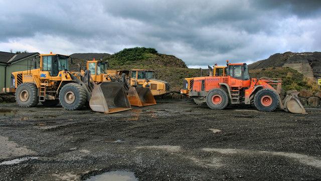 Divethill Quarry