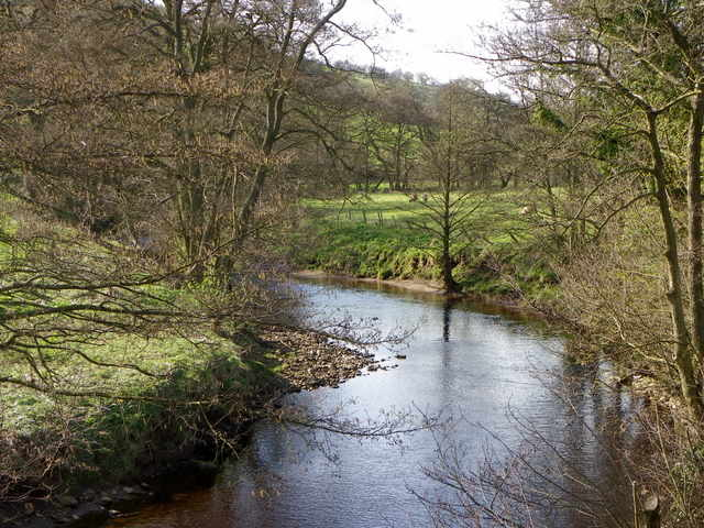 River Nidd, Ramsgill