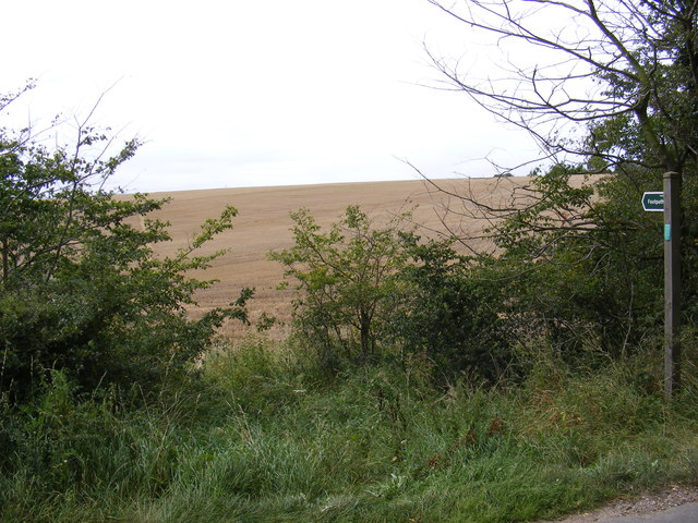 Footpath to Linstead Road