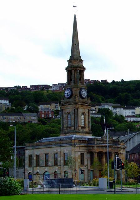 Port Glasgow Town Building