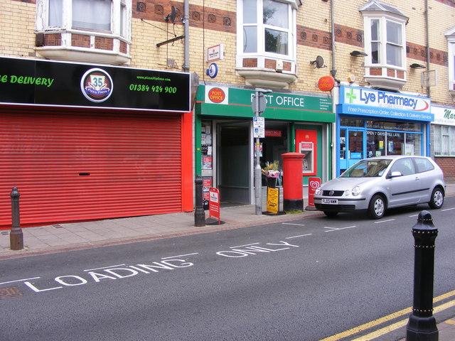Lye Post Office