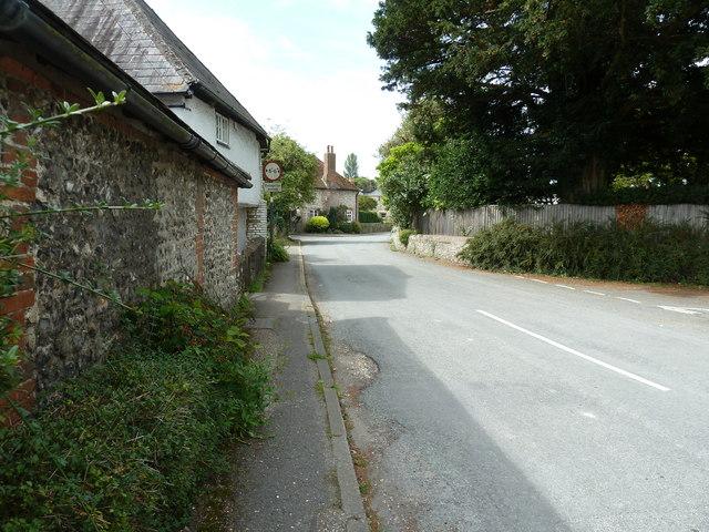 Singleton village street