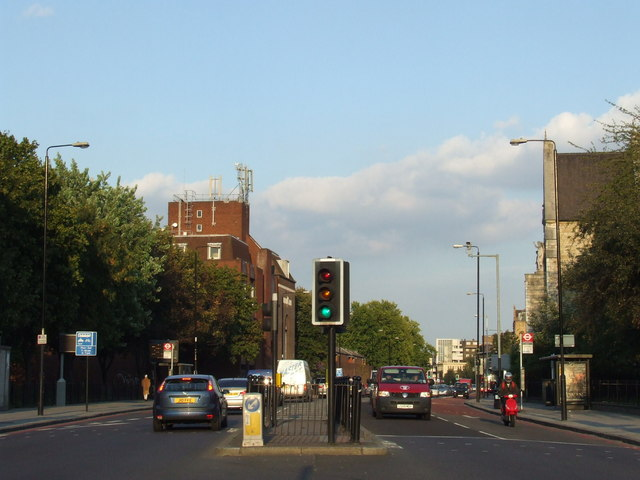 Commercial Road, Stepney