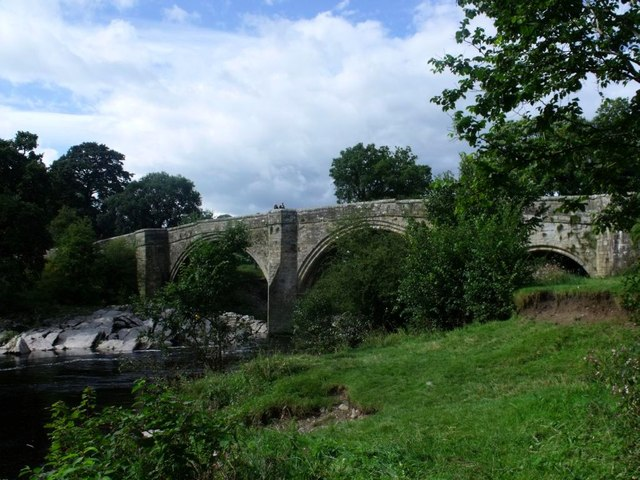 Kirkby Lonsdale, the Devil's Bridge