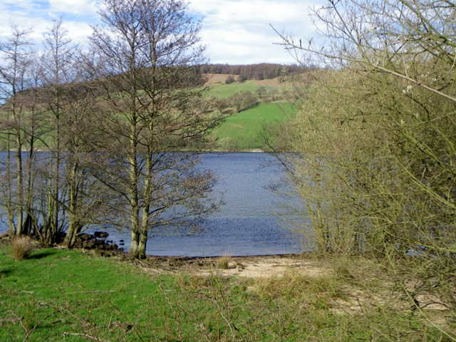 Gouthwaite Reservoir