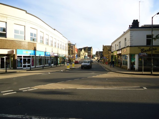 Skipton, Keighley Road