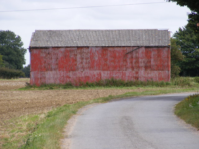 The Barn in Mary's Lane