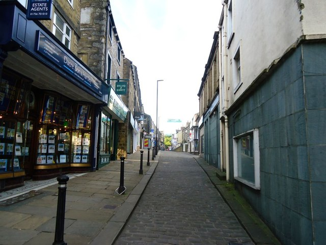 Skipton, Sheep Street