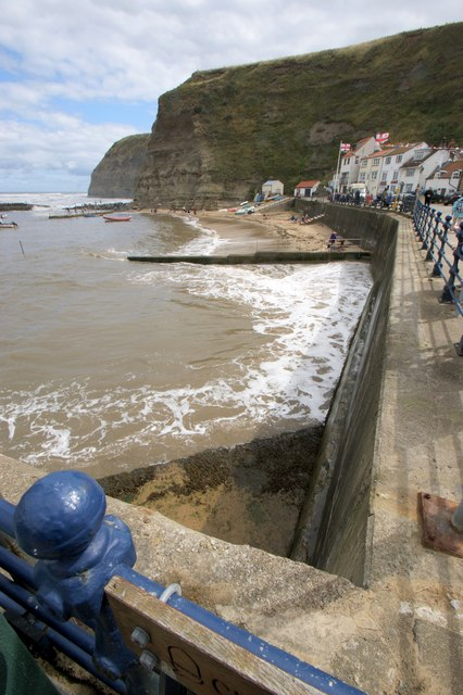 The Harbour, Staithes