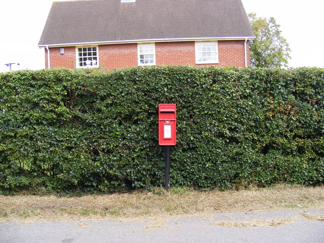 Bell Green Postbox