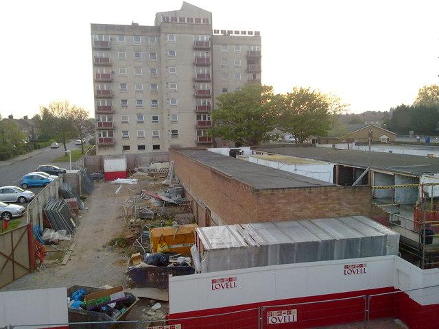 Royal Court Flats & Garages