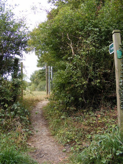 Footpath to Manse Lane