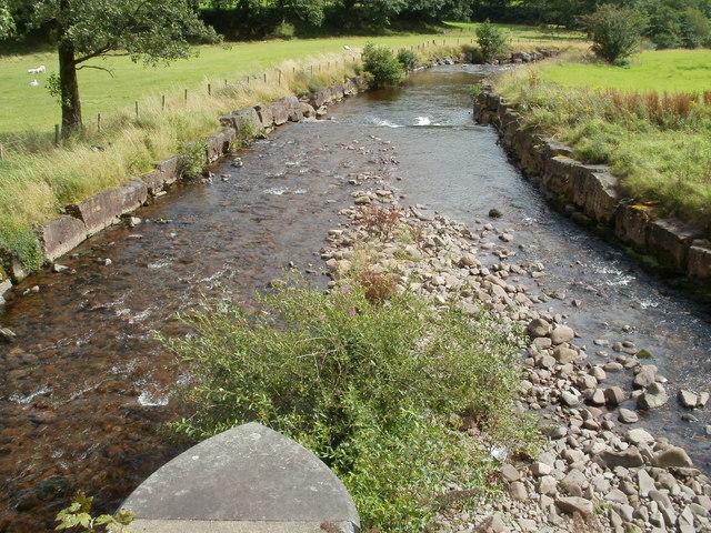 River Tawe, Glyntawe