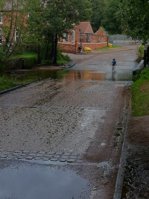 Ford at Rufford Mill