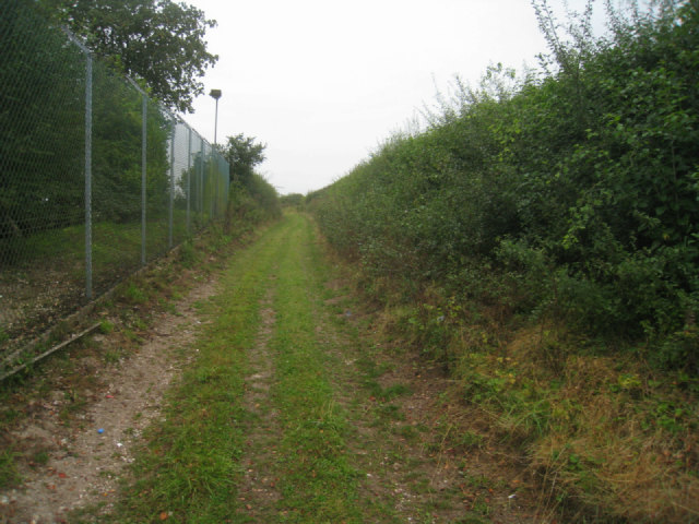Secure fencing - Overton Mill