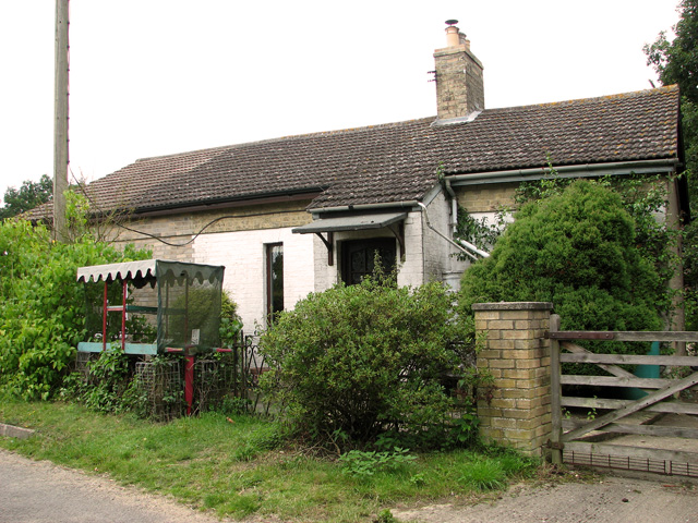 Gate Cottage, Parham