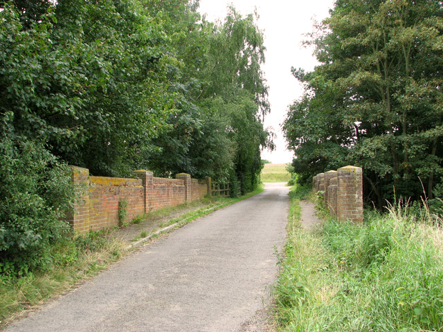 Bridge on Brick Lane, Parham