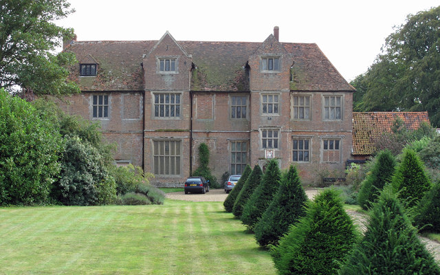 Erwarton Hall