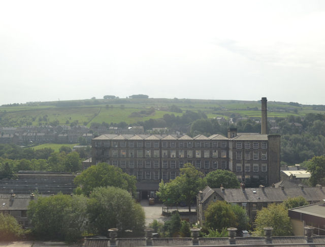 Mills in New Street Slaithwaite