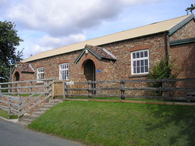 Huttons Ambo Village Hall