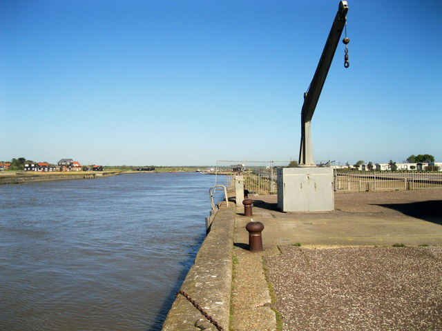 Lifeboat Quay, Southwold