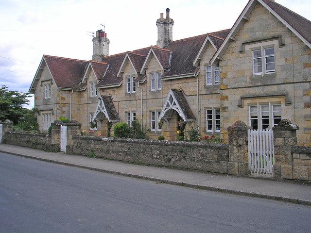 Houses at Coneysthorpe