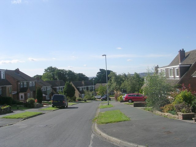 West End Drive - viewed from Hunger Hills Drive