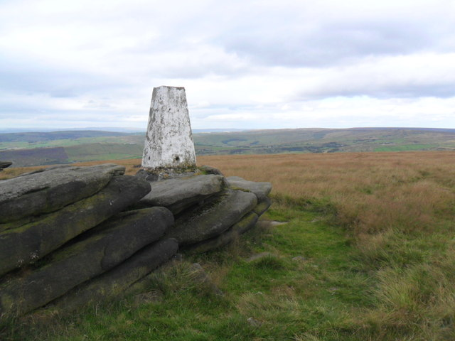 Broadstone Hill Trigpoint