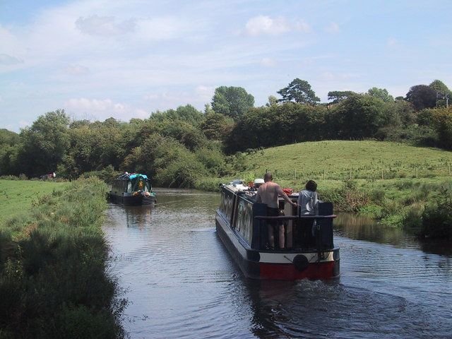 The Oxford Canal south of Somerton