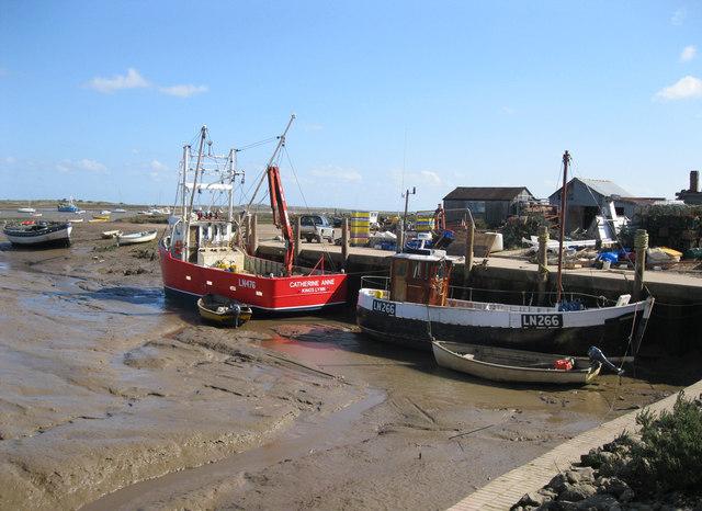 Brancaster Staithe Quay
