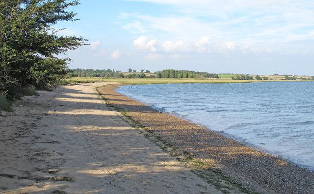 Erwarton Ness Beach