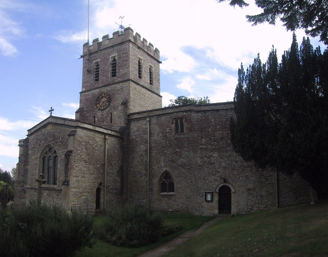 Tackley Church