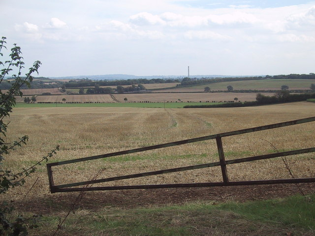 Fields near Tackley