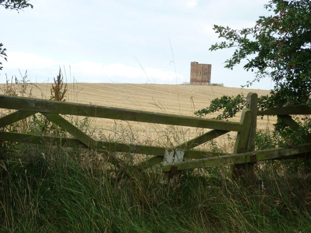 Admiral Storr's Tower, from Tower Road
