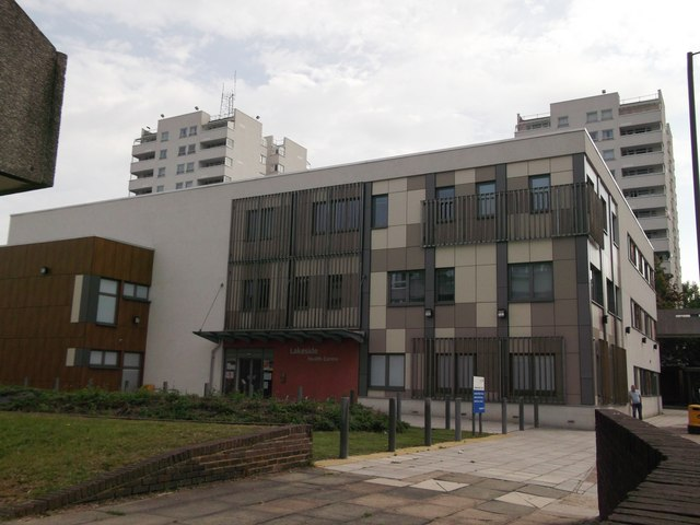 Lakeside Health Centre, Abbey Wood